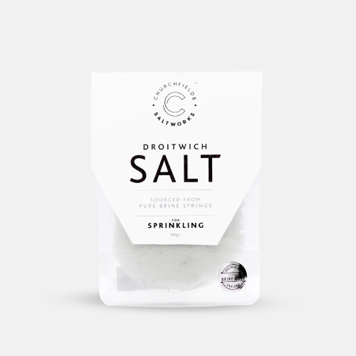 Droitwich Salt for Sprinkling 100g