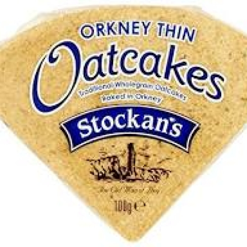 Stockan's - Orkney Thin Oatcakes