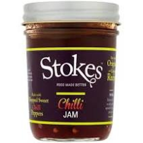 Stokes - Chilli Jam
