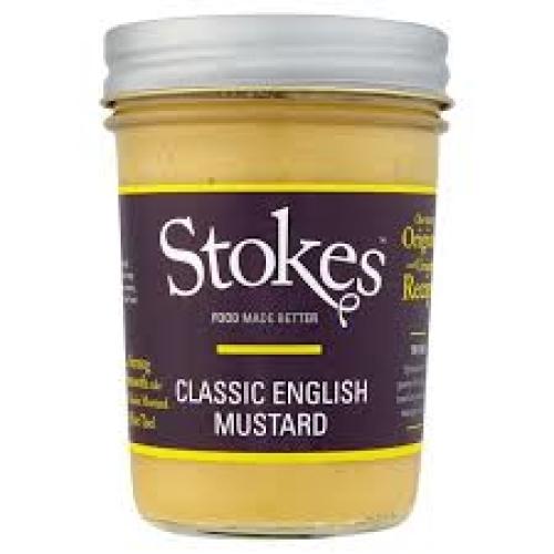 Stokes - Classic Mustard