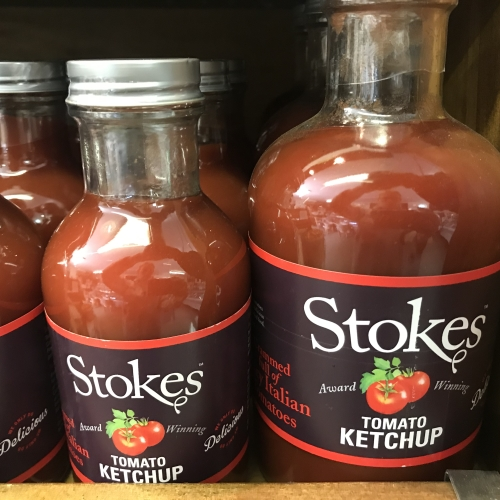 Stokes Tomato Ketchup