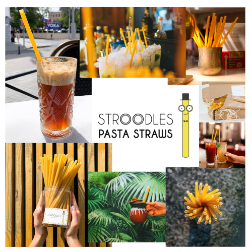 12 STROODLES - PASTA STRAWS