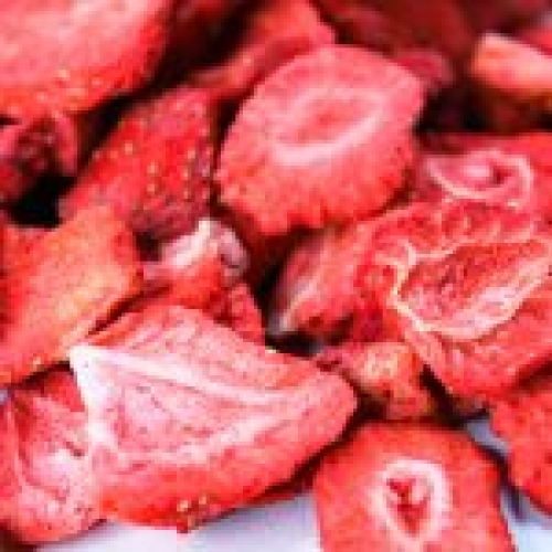 Panache Freeze Dried Strawberry Slices