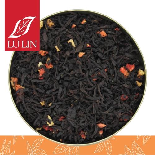 Strawberry & Cream - Black Tea - Loose or Teabags