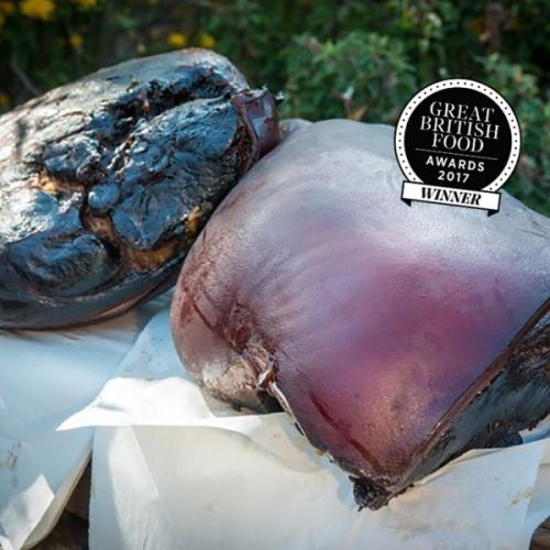 Suffolk Black Ham (off the bone)