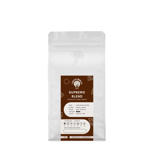 Supremo Blend Coffee