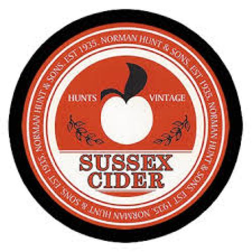 Hunt's Sussex Cider
