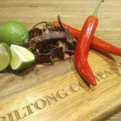 SWEET CHILLI & LIME BEEF BILTONG