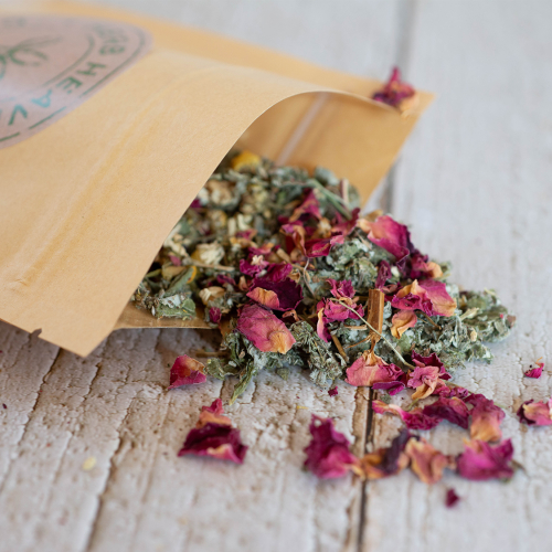She Will Rise Herbal Tea Blend-Refil Pouch