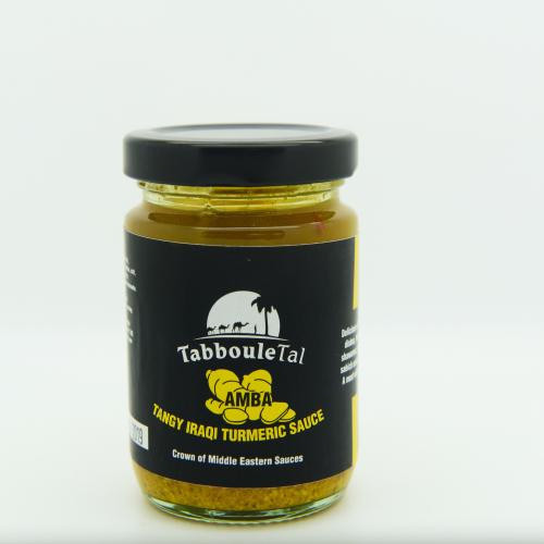 Amba - Tangy Iraqi turmeric sauce