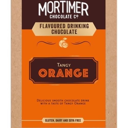 Tangy Orange Drinking Chocolate