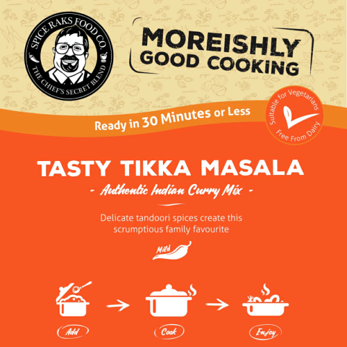 Chief's Tasty Tikka Masala Curry Sauce Kit ( Dry Mix )