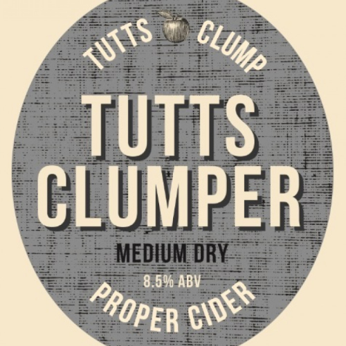 Tutts Clumper 8.5% ABV