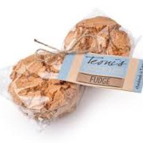 Teoni fudge cookies