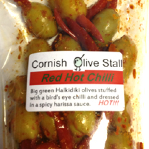 Olives Red Hot Chilli