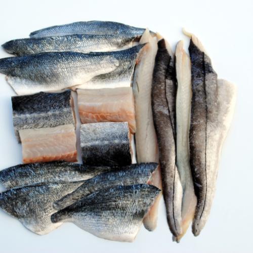 The Economy Fish Box (£1.90 per portion)