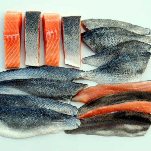 The Economy Farmed Fish Box (£2.03 per portion)