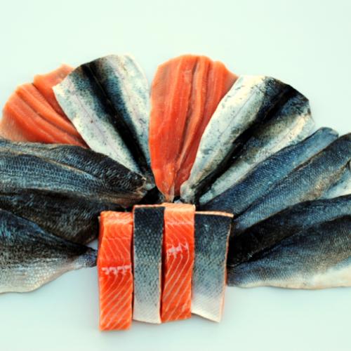 The Farmed Fish Box (£3.50 per portion)