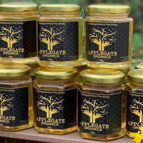 Pure Wildflower Honey