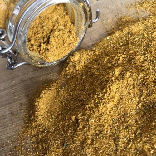 Smoked Garlic Pilau Rice Seasoning by Barbismoked™