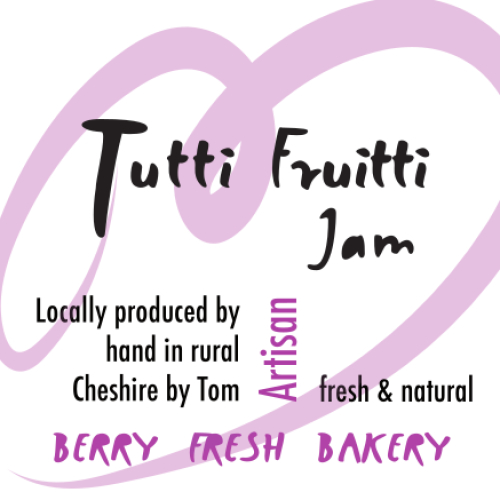 Tutti Fruitti Jam