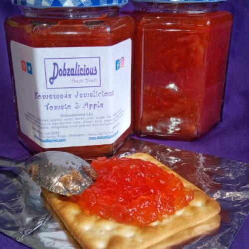 Tomato & Apple Jam