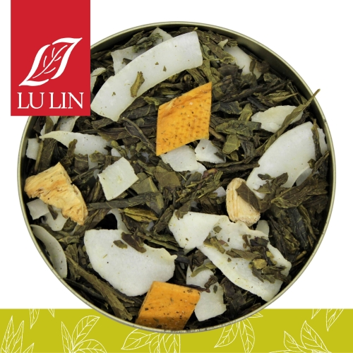 Tropical Green - Green Tea - Loose or Teabags