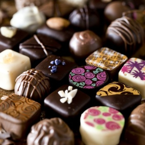 Box of 24 Mixed Chocolates