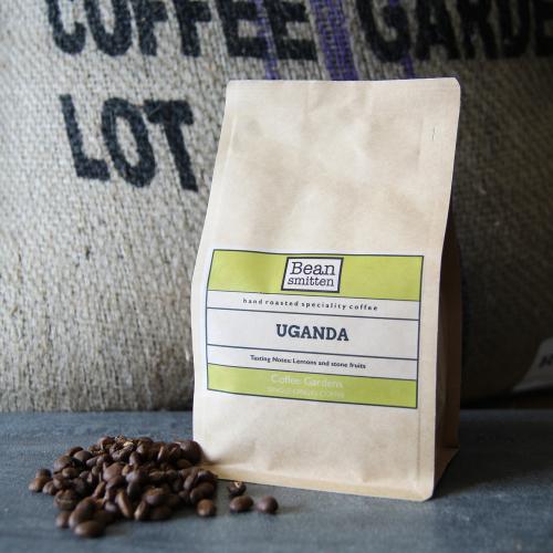 Uganda Coffee Gardens Roasted Coffee Beans