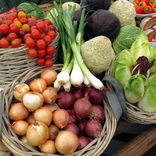 Fruit and veg box £10