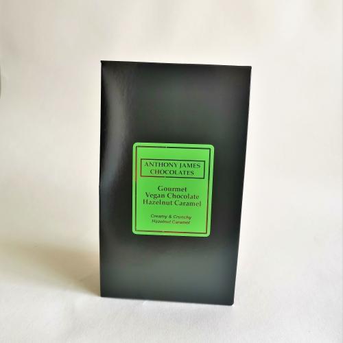 Vegan Hazelnut Caramel Box of 16