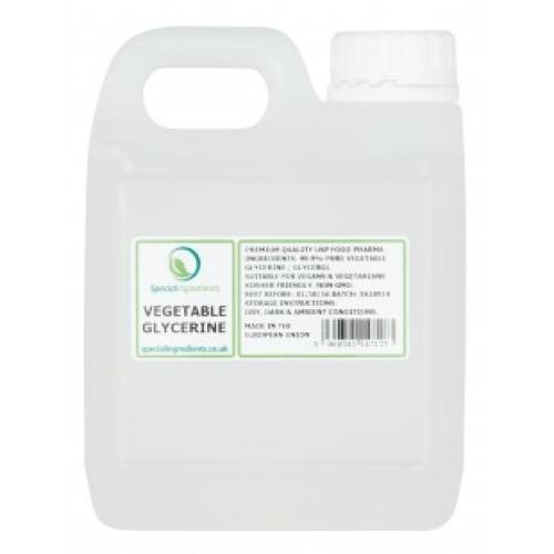 Special Ingredients Vegetable Glycerine 1 Litre