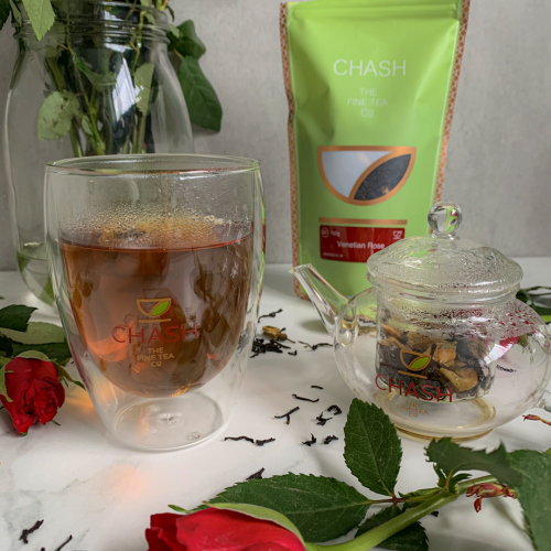Venetian Rose – Tea Pouches