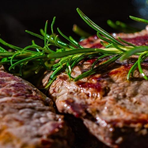 Venison Steak Selection