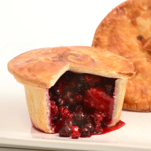 Very Merry Berry Pie