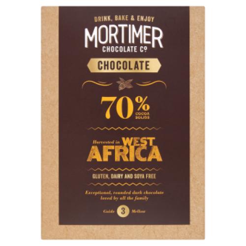 W African Chocolate Powder