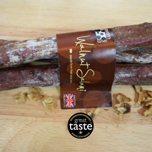 Walnut Sticks - Great Taste Award 1 star 2019
