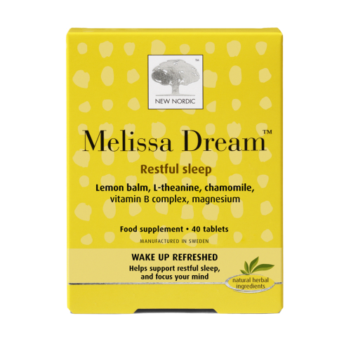 Melissa Dream - to aid a restful sleep