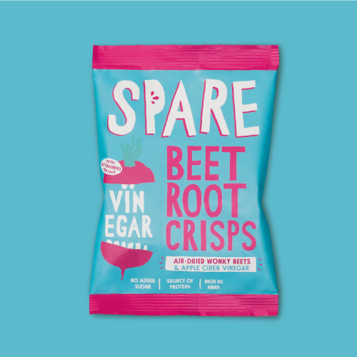 Air-Dried Beetroot & Apple Cider Vinegar Crisps