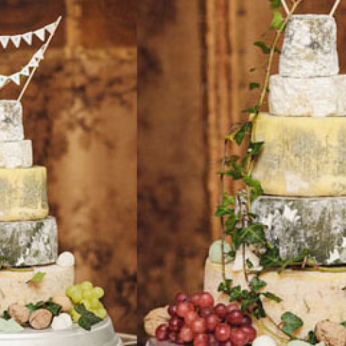 Hereford Stack Wedding Cheese Cake