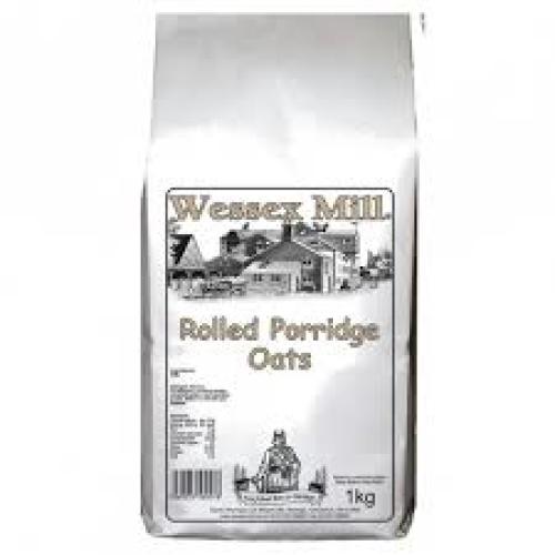 Wessex Mill - Rolled Porridge Oats