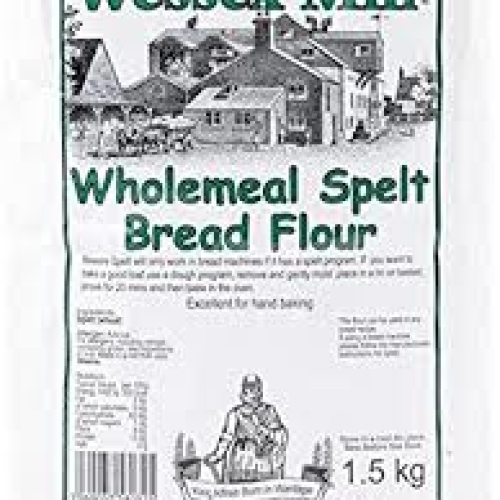 Wessex Mill - Spelt Wholemeal Flour
