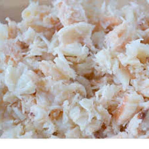 Crab Meat White  227g