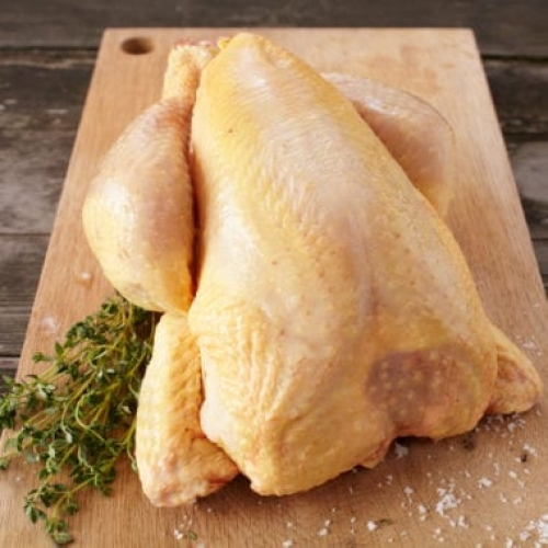 Free Range Bountiful Chicken