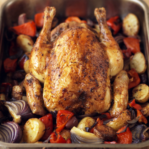 Whole Large Chicken (Capon)