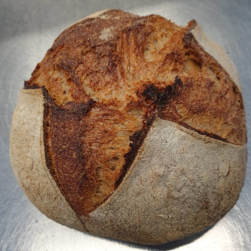CornishSourdoughBakery - Wholemeal Sourdough