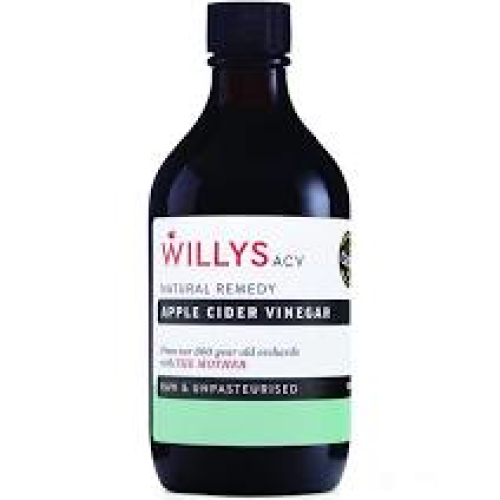 Willy's - Apple Cider Vinegar