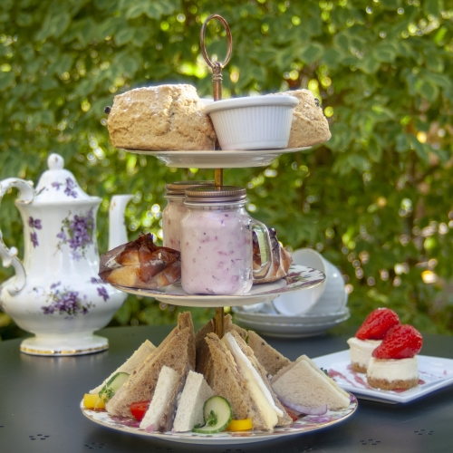 Winter Afternoon Tea and Garden Entry for Two Special