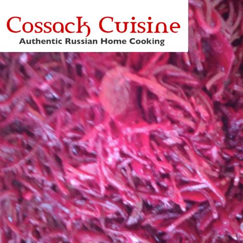 🌿 Russian Winter Salad (v)