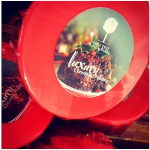 Luxury Large Christmas Pudding